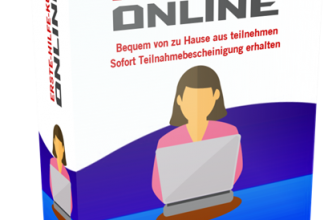 Erste-Hilfe-Kurs Online