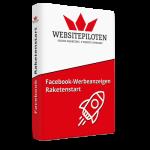 Facebook-Werbung Raketenstart