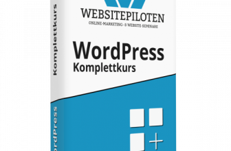 WordPress Komplettkurs
