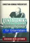 Pentatonik Workshop für Gitarristen