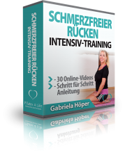 Schmerzfreier Rücken Intensiv-Training