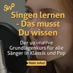 Singen lernen – Das musst Du wissen