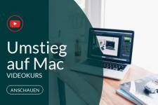 Umstieg auf Mac