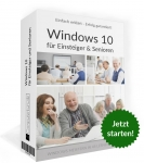 Windows 10 für Einsteiger & Senioren